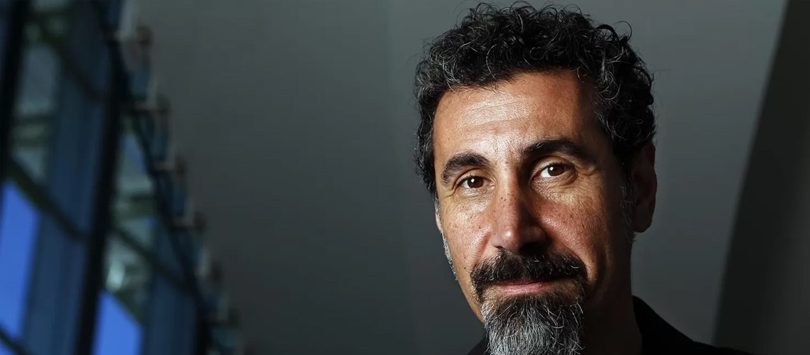 Serj Tankian [System Of A Down], Novo EP a Solo