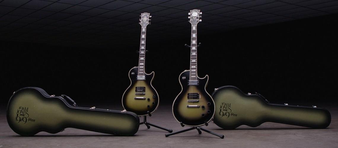Gibson Apresenta Oficiosamente Versão Standard da Assinatura de Adam Jones