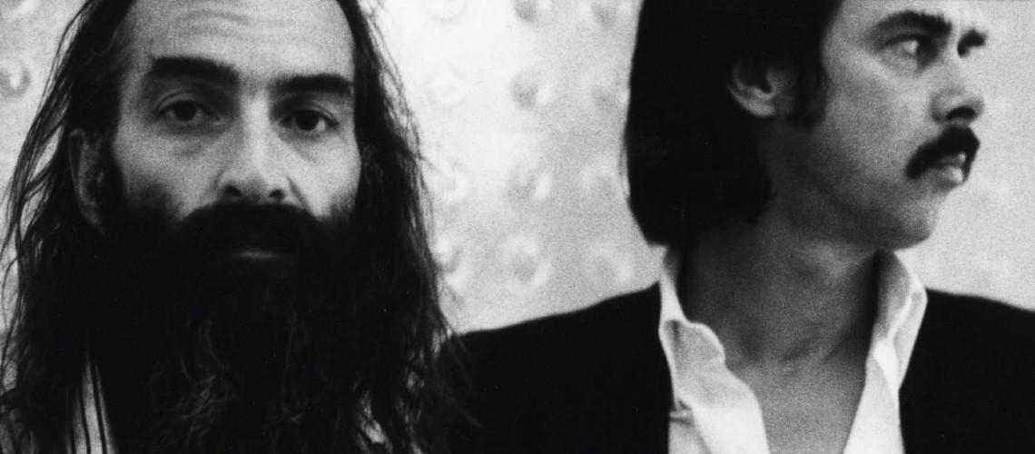 """Nick Cave e Warren Ellis Lançam """"Carnage"""" [Streaming]"""