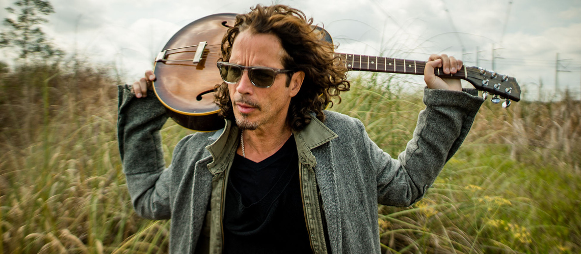 "Chris Cornell: Vem Aí Volume 2 De ""No One Sings Like You Anymore"""