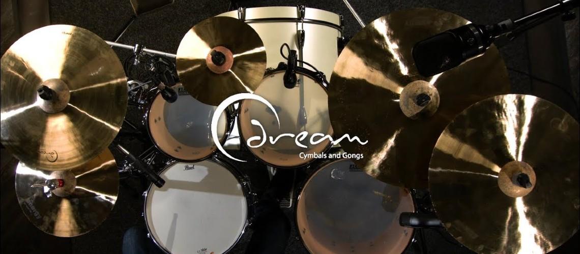 Dream Cymbals Recheada de Novas Propostas