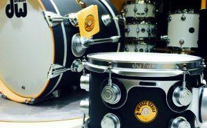 dw drums header