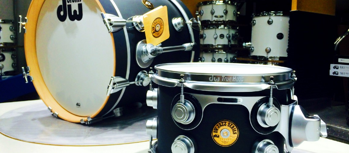 Visita Guiada Ao Universo DW Drums [Vídeo]