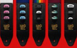 ernie ball pickholder straps