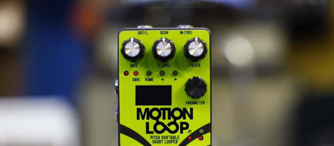 Free The Tone e o Estranho Motion Loop
