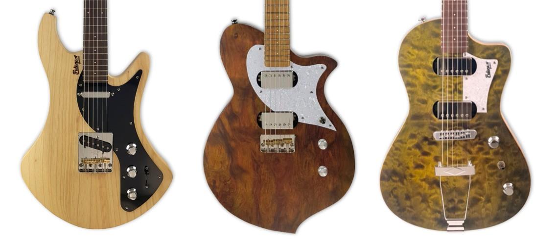 Futone Guitars, Marca Nacional em Expansão