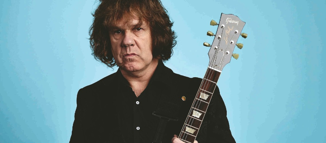 "Gary Moore, ""How Blue Can You Get"" [Streaming]"