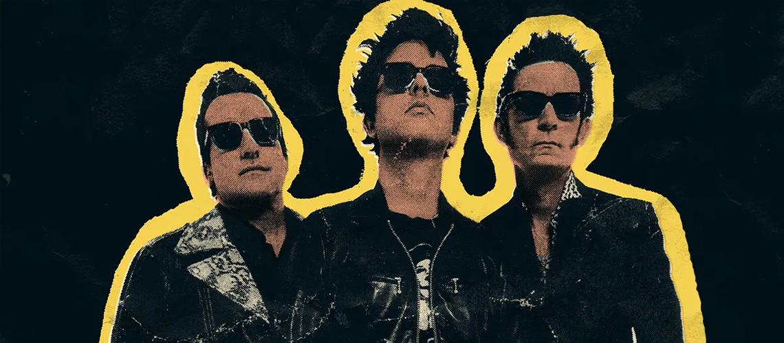 "Green Day na Pele dos KISS em ""Rock And Roll All Nite"""