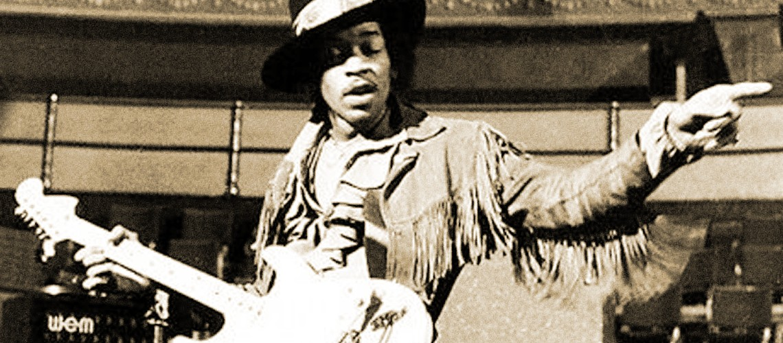 Jimi Hendrix Experience, O Último Concerto no Royal Albert Hall [Vídeo]