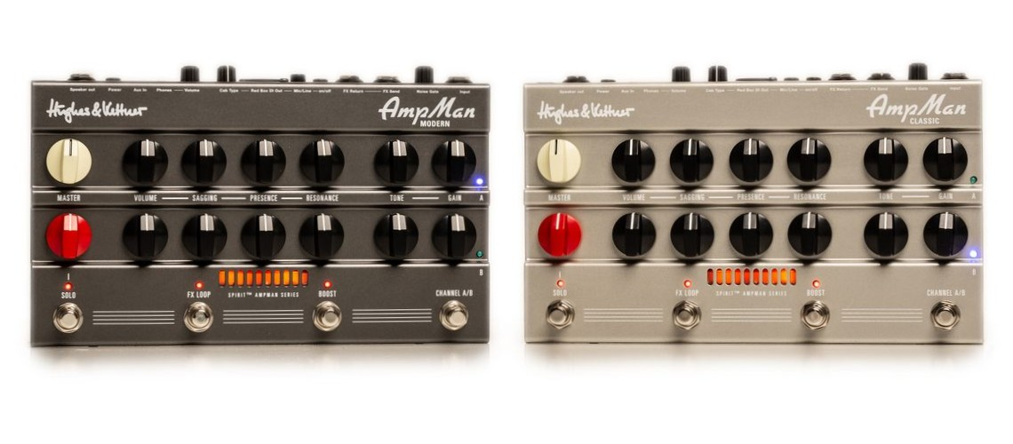 Hughes & Kettner AmpMan Series