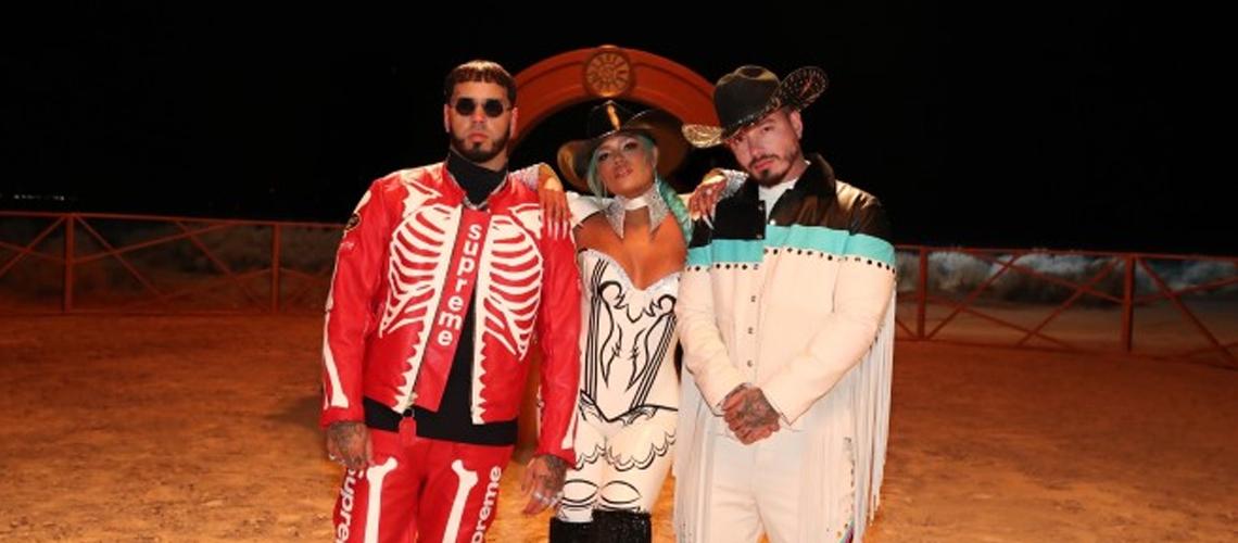 Karol G Revela Single Em Colaboração Com Anuel AA e J Balvin