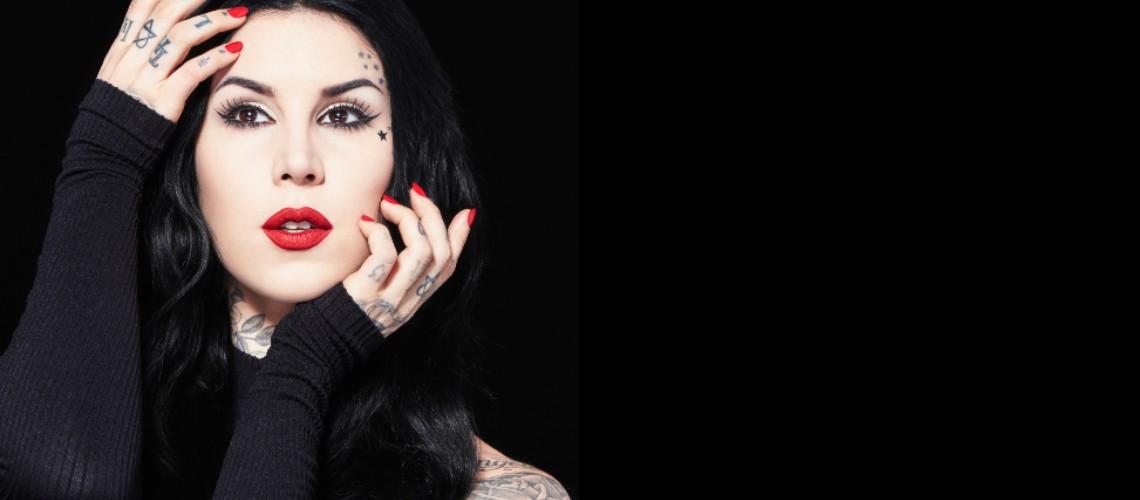 Kat Von D, Artista De Tatuagens Processada Por Uso Indevido de Imagem de Miles Davis