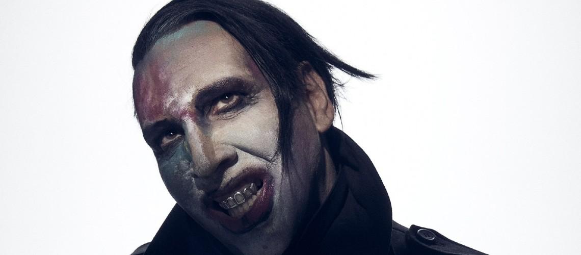 Marilyn Manson vai se entregar à polícia para responder a acusação de 2019