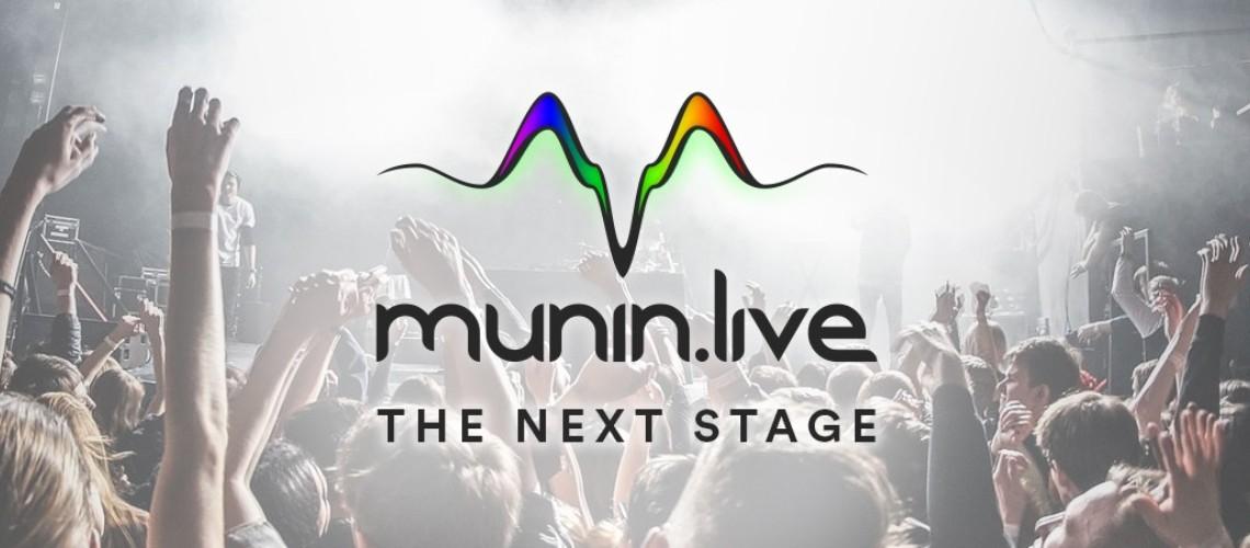 Munin.Live, Excelente Plataforma de Streaming Musical Chega a Portugal em Março