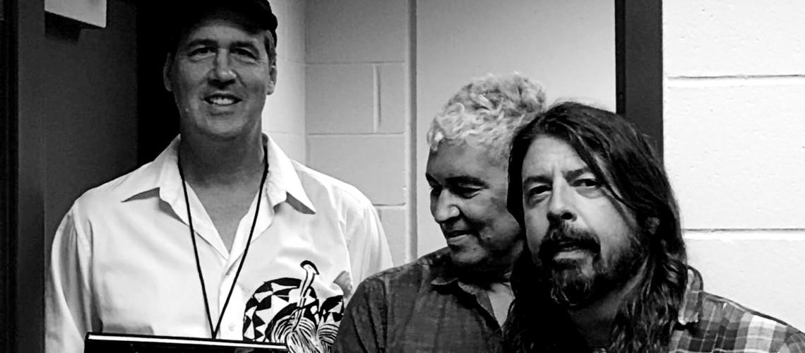 Dave Grohl, Pat Smear e Krist Novoselic Continuam a Juntar-se Para Tocar Nirvana