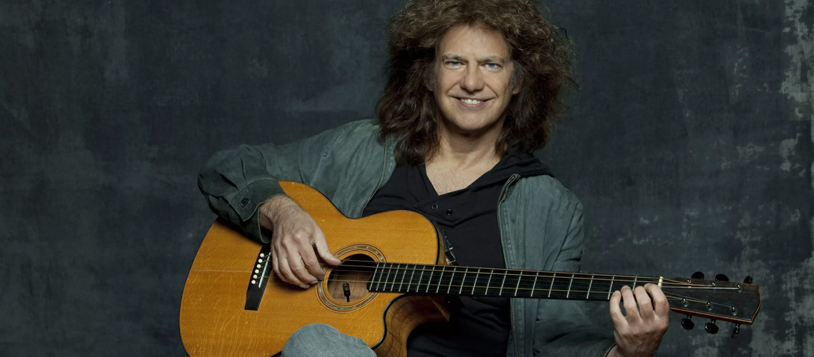 "Pat Metheny, ""Road To The Sun"" [Streaming]"