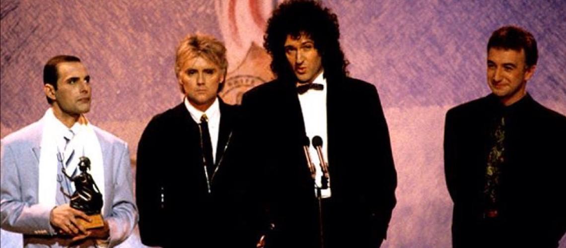 A Última Vez que Freddie Mercury Esteve em Palco [Vídeo]