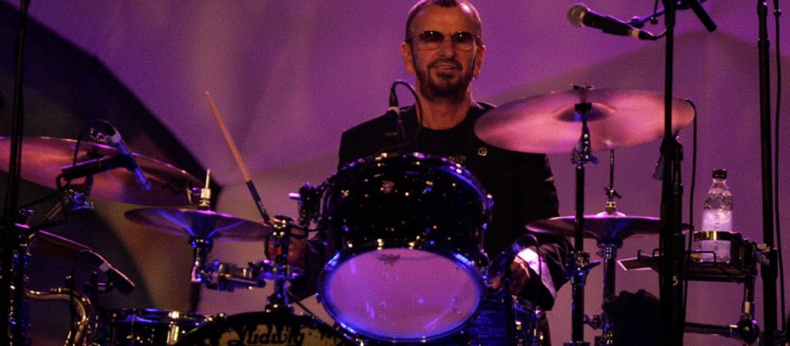 Cinco Faixas Isoladas Provam Génio Baterista de Ringo Starr