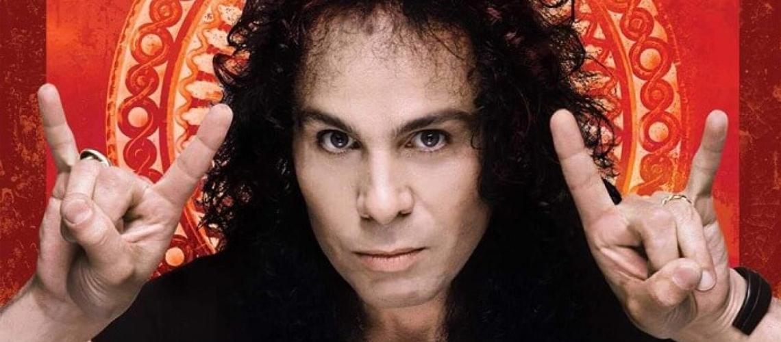 """""""Rainbow In The Dark"""": Autobiografia de Ronnie James Dio Editada Em Julho"""