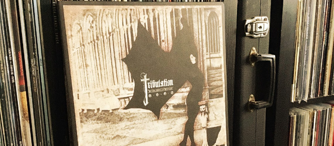 "#SupportYourLocalRecordStore | Tribulation, ""The Children Of The Night"" [Louie Louie]"