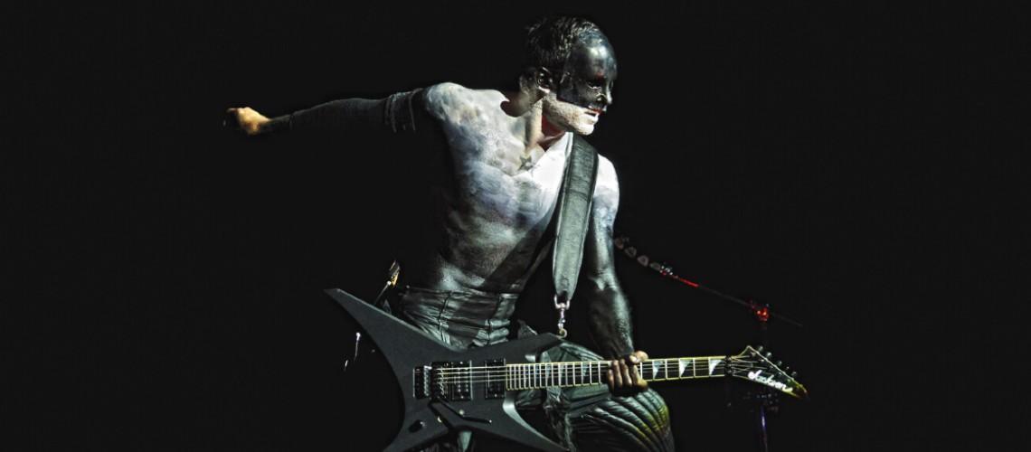 Wes Borland [Limp Bizkit] Sobre Manson: «Tudo Verdade»