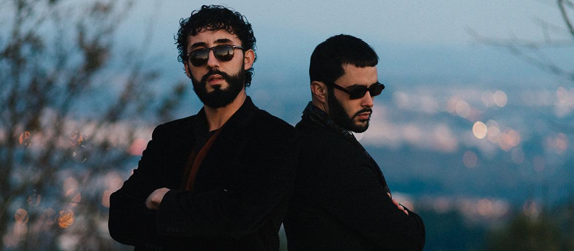 "David & Miguel levam ""Palavras Cruzadas"" ao Teatro Tivoli BBVA"
