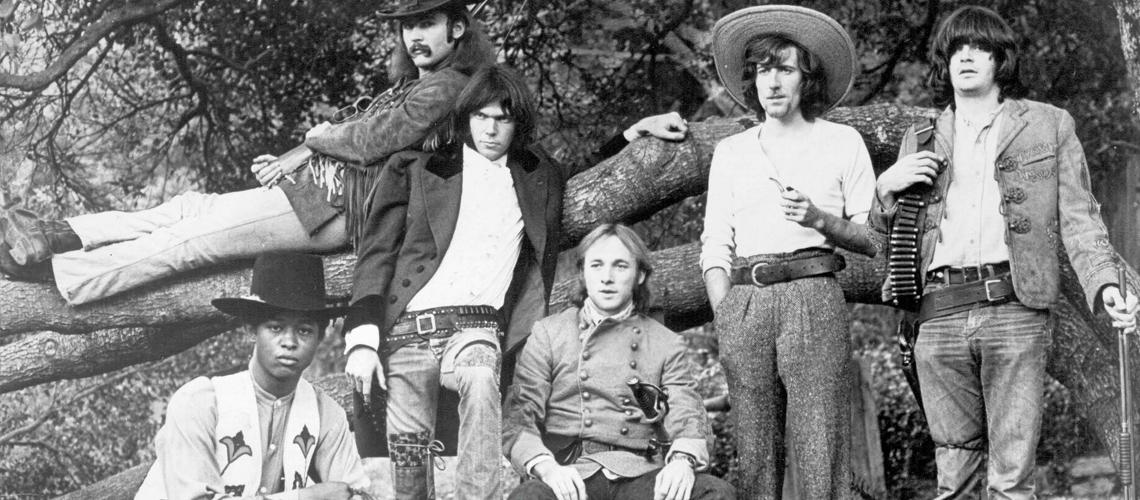 """Crosby, Stills, Nash & Young: 50 Anos De """"Déjà Vu"""" Assinalados Com Colecção De Luxo"""