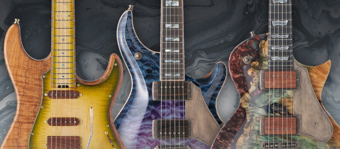 ESP Guitars Exhibition Limited Series 2021