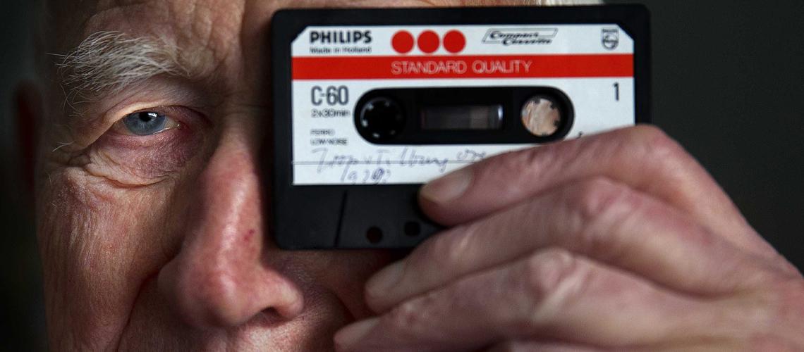 Morreu Lou Ottens, Inventor Da Cassete