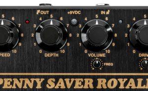 Penny Saver Royale Modulation and Overdrive header