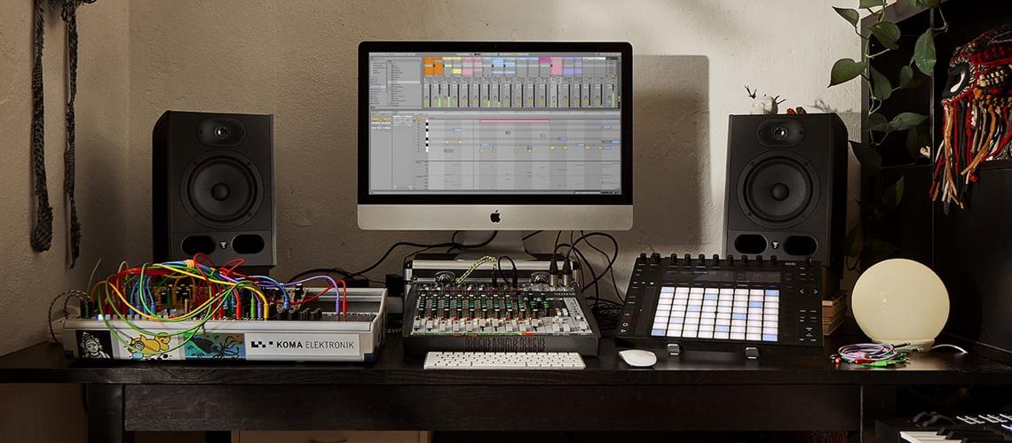 Ableton Live & Push 2: Webinars Gratuitos