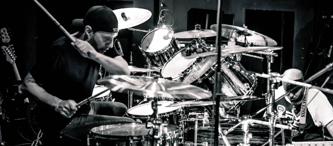 As Baterias Clássicas de Dave Lombardo nos Slayer Foram Roubadas