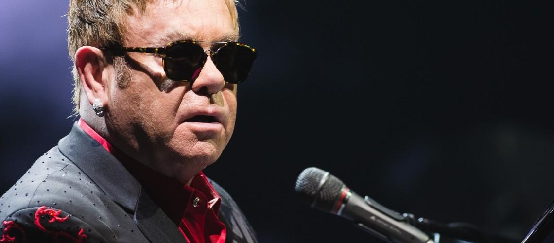 Elton John no Novo Álbum de Metallica?