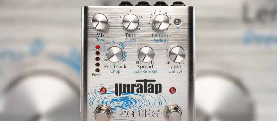 Eventide UltraTap, Super Echoplex!