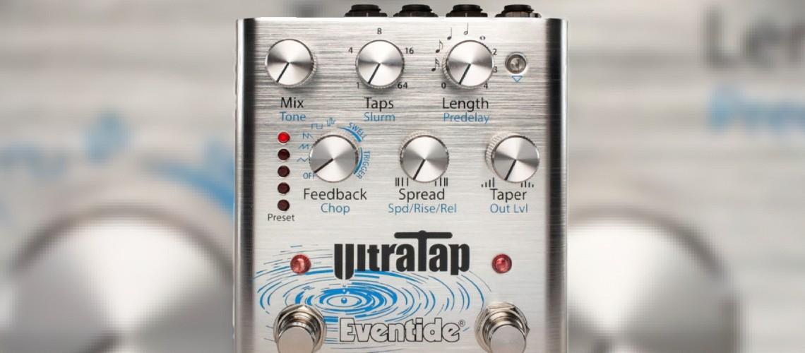 Eventide UltraTap, Super Echoplex!