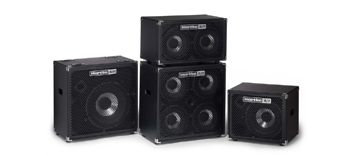 Hartke HL Series Bass Cabs