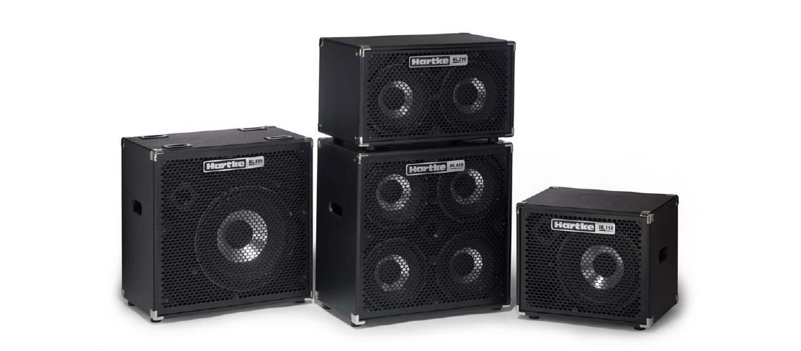 Hartke HL Series Bass Cabs