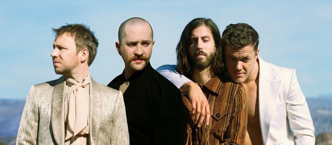 """Imagine Dragons Revelam Duas Novas Canções, """"Follow You"""" e """"Cutthroat"""""""