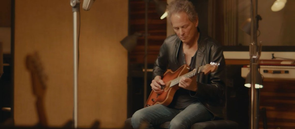 "Lindsey Buckingham [Fleetwood Mac], ""Never Going Back Again"" na Fender Acoustasonic Jazzmaster"