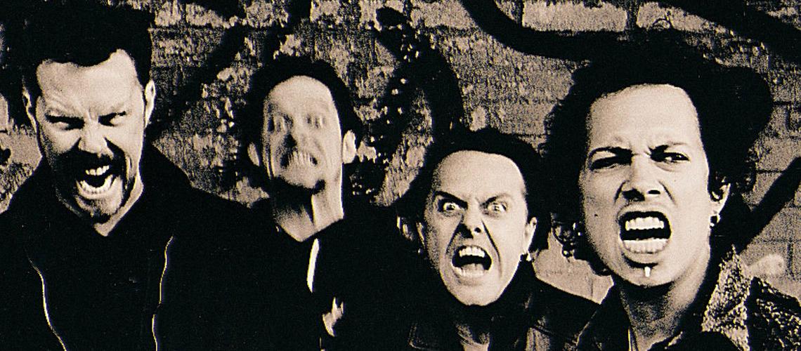 Máquina Do Tempo: Quando A MTV Era Um Canal De Música E Censurava Os Metallica