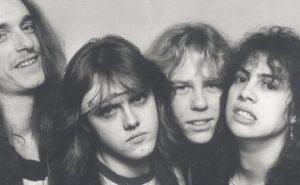 metallica lineup original