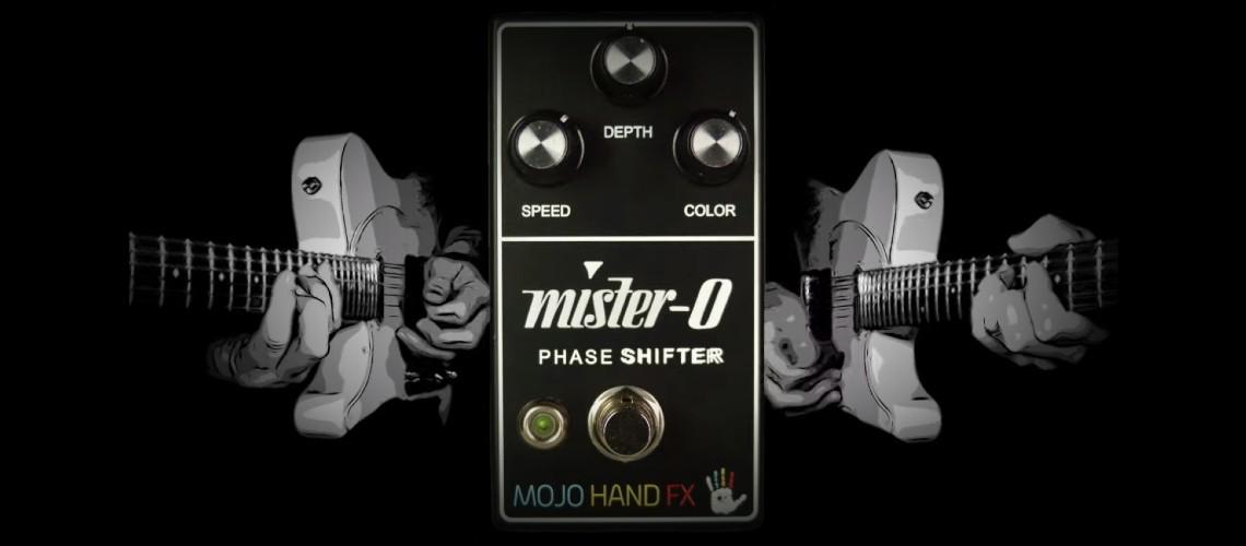 Mister-O Phase Shifter, Mojo dos 70s