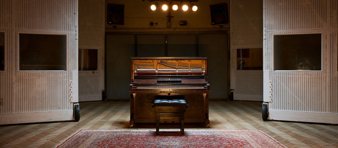 Spitfire Audio, O Mrs. Mills Piano de Abbey Road Para a Tua DAW