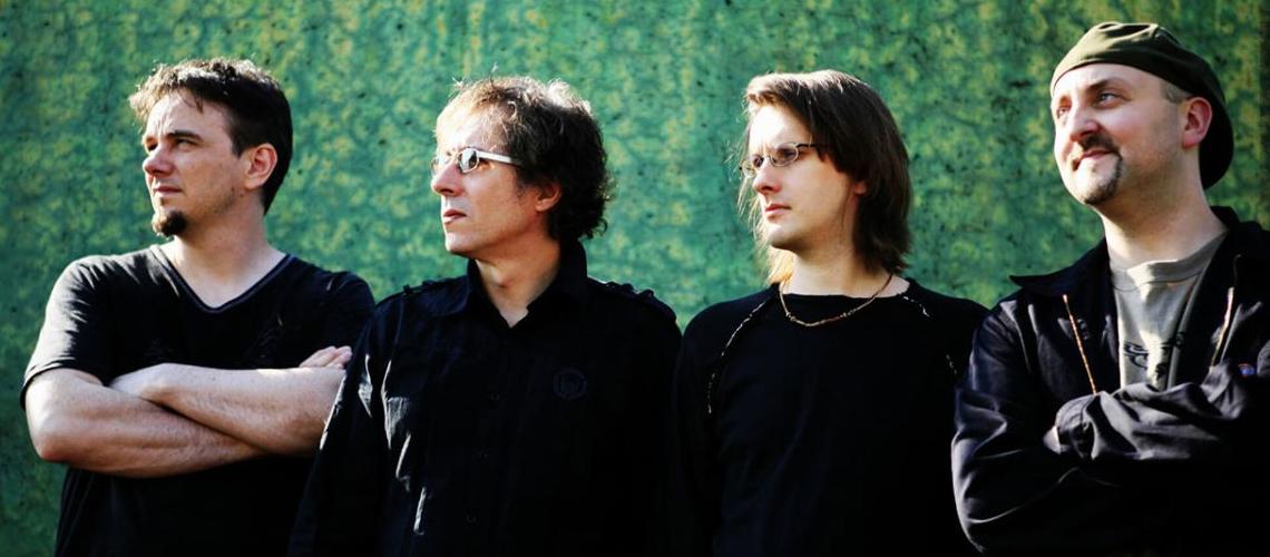 "Porcupine Tree vão editar em vinil ""Octane Twisted"""