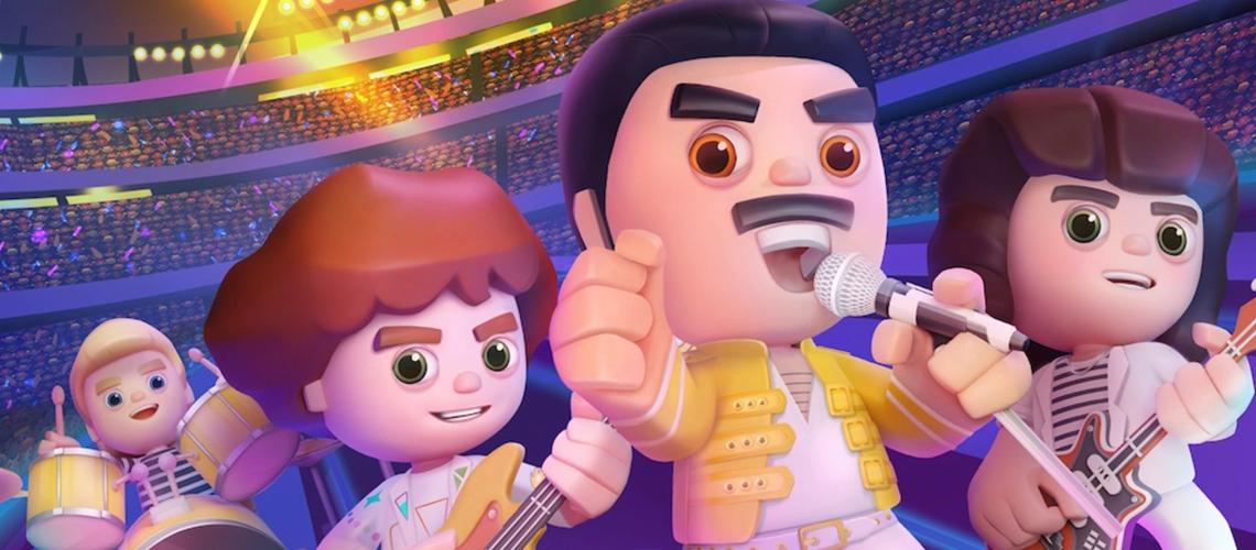 """""""Queen: Rock Tour"""", Novo Jogo Oficial Para Smartphone Dos Queen"""