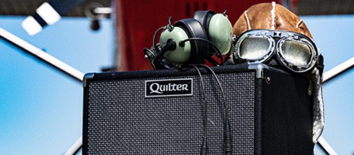 Quilter Labs, O Novo Aviator Cub Inspirado em Três Clássicos Fender