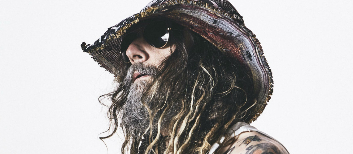 """Rob Zombie Liberta """"A Lunar Injection Kool Aid Eclipse Conspiracy"""" [Streaming]"""