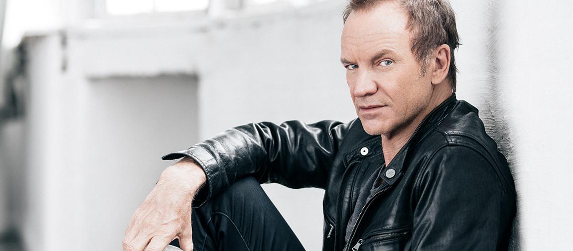 """""""Duets"""": Ouve O Álbum De Duetos De Sting [Streaming]"""
