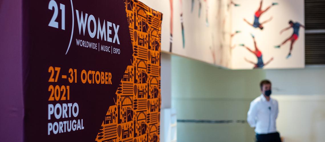 Womex Call 2021: Candidaturas Abertas Para Músicos, Cineastas e Profissionais Da Música