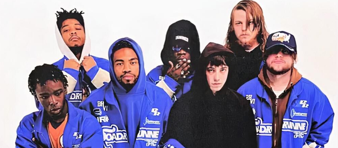 "Brockhampton de Volta com ""Roadrunner: New Light, New Machine"" [Streaming]"